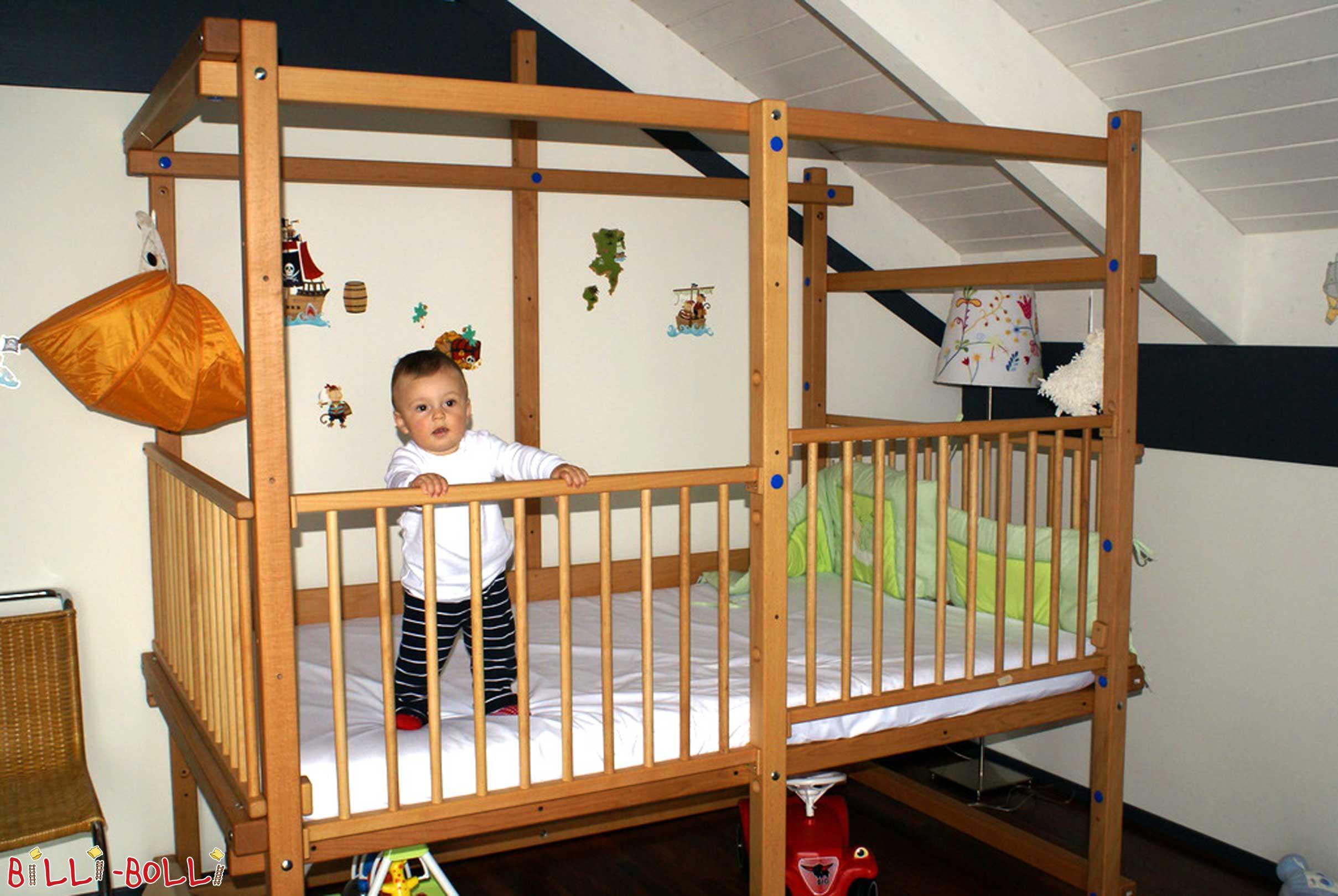 babybett billi bolli kinderm bel. Black Bedroom Furniture Sets. Home Design Ideas