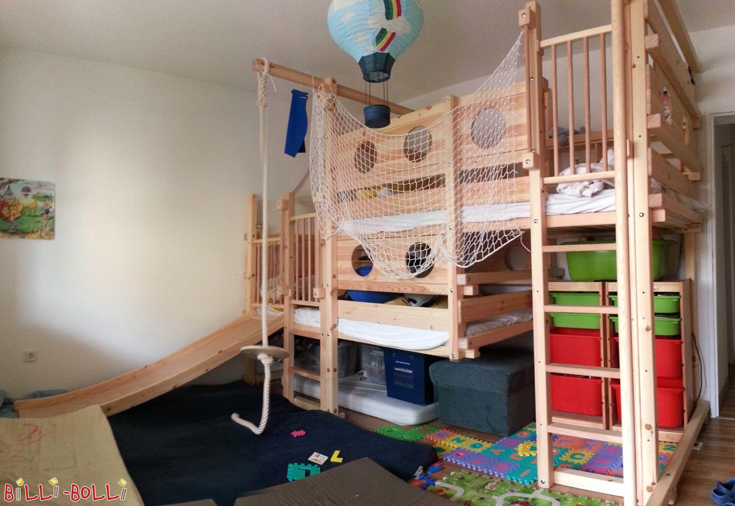 Klettergerüst Bett : Beide oben betten billi bolli kindermöbel