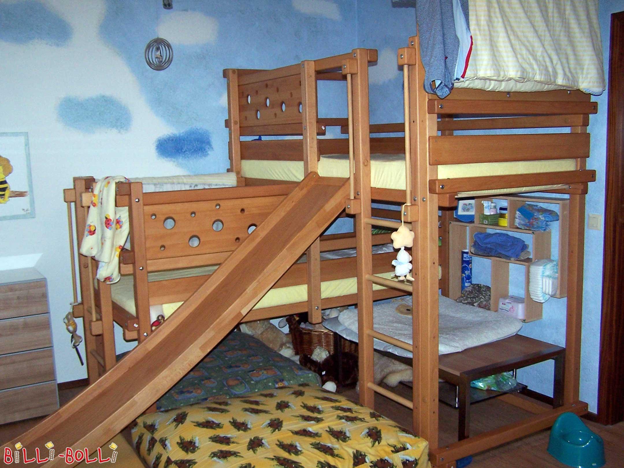 Etagenbett Dreier : Beide oben betten billi bolli kindermöbel