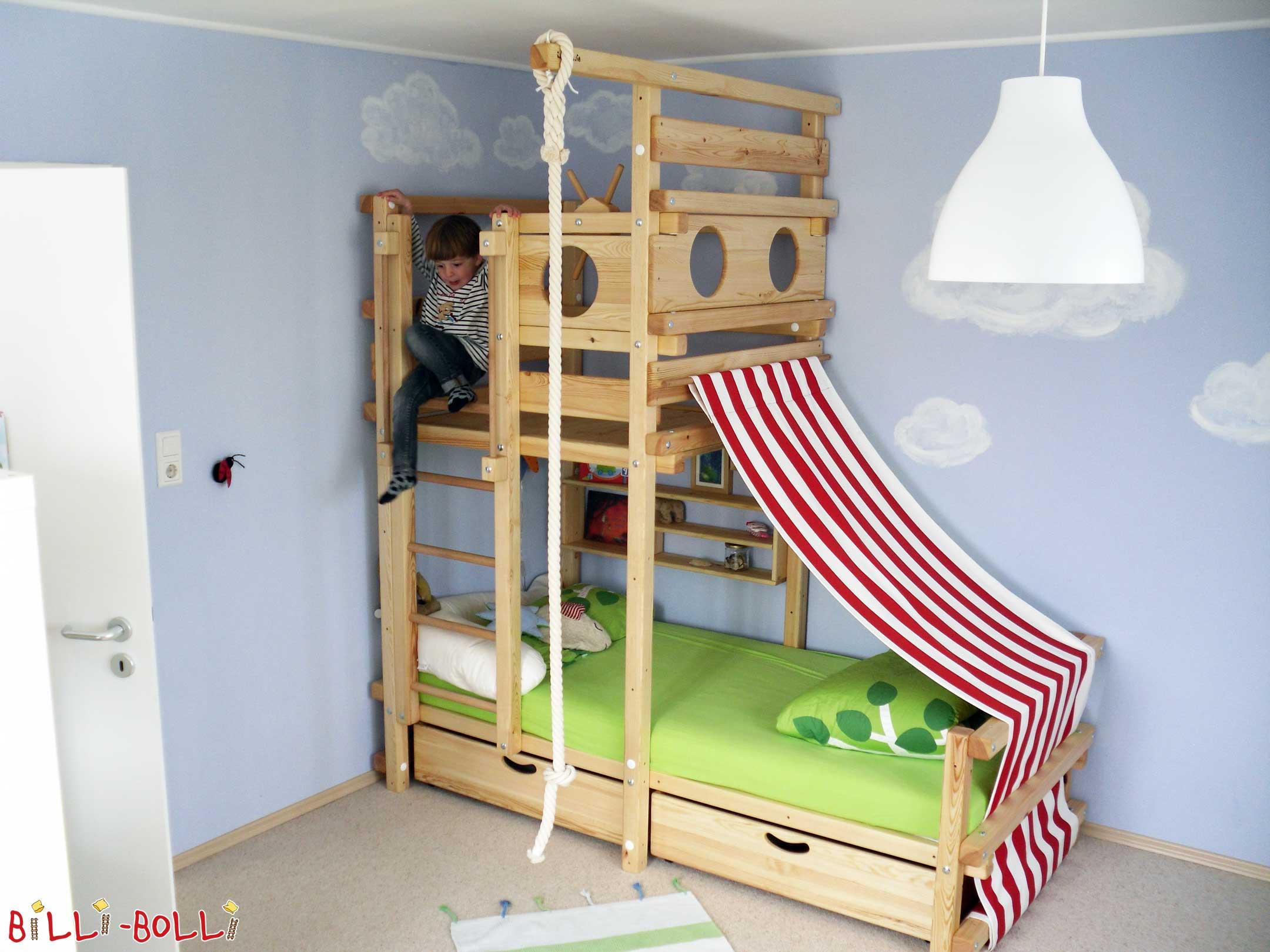 dachschr genbett billi bolli kinderm bel. Black Bedroom Furniture Sets. Home Design Ideas