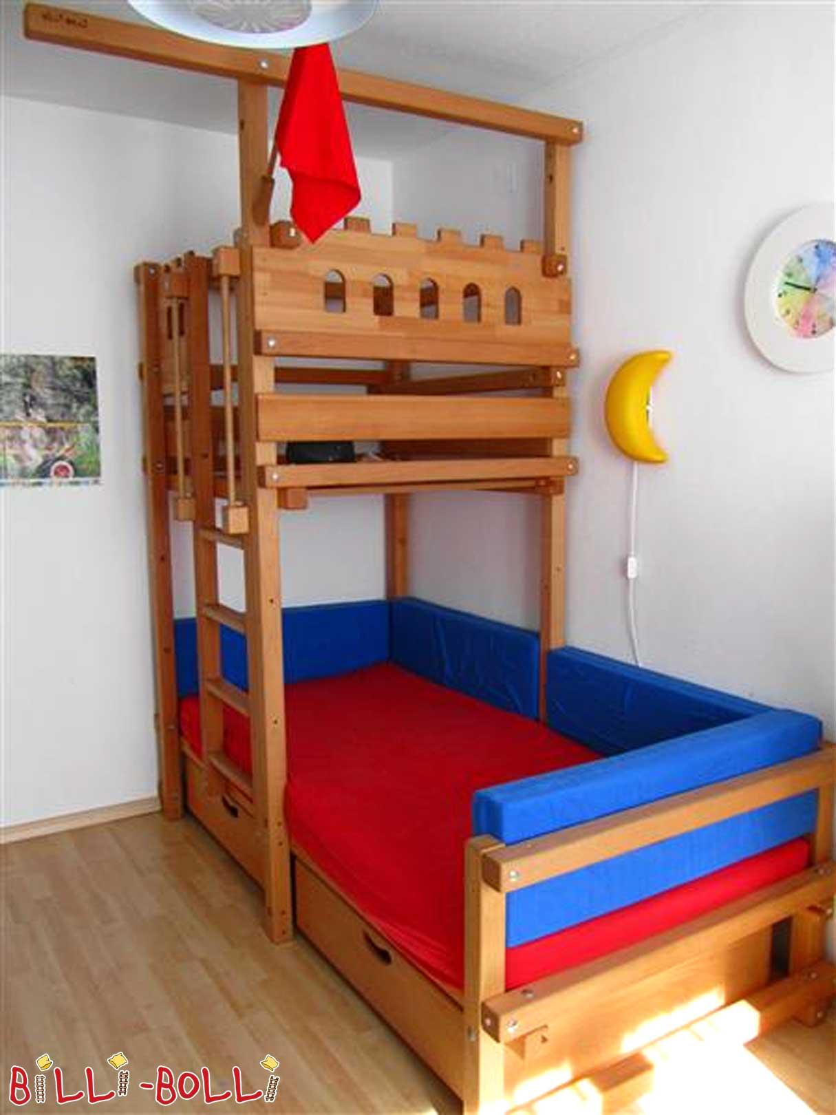 kinder jugendbett gallery of with kinder jugendbett affordable fairytale flower curtain for. Black Bedroom Furniture Sets. Home Design Ideas