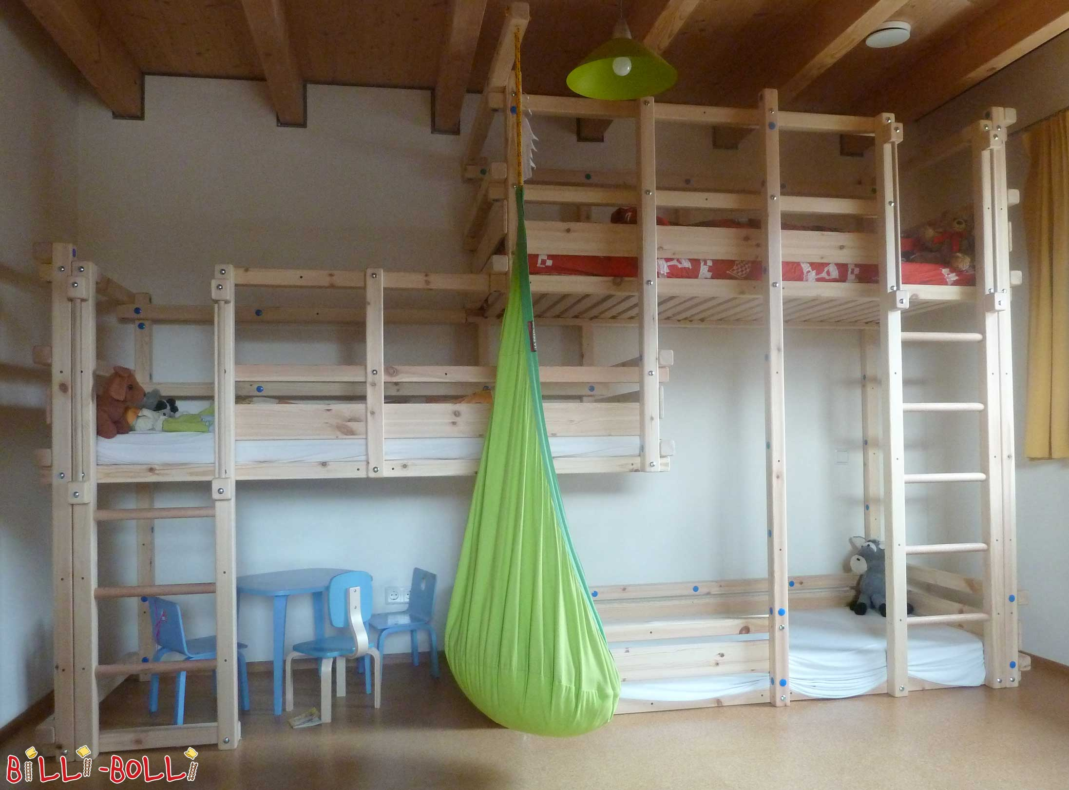 dreier betten billi bolli kinderm bel. Black Bedroom Furniture Sets. Home Design Ideas