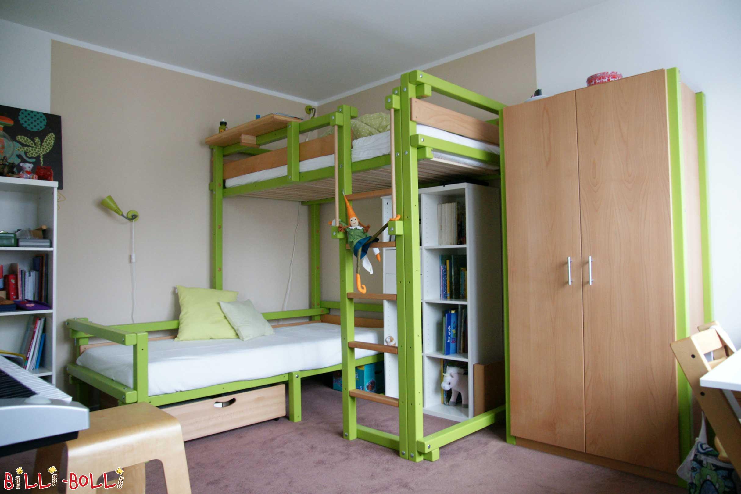 etagenbett ber eck billi bolli kinderm bel. Black Bedroom Furniture Sets. Home Design Ideas