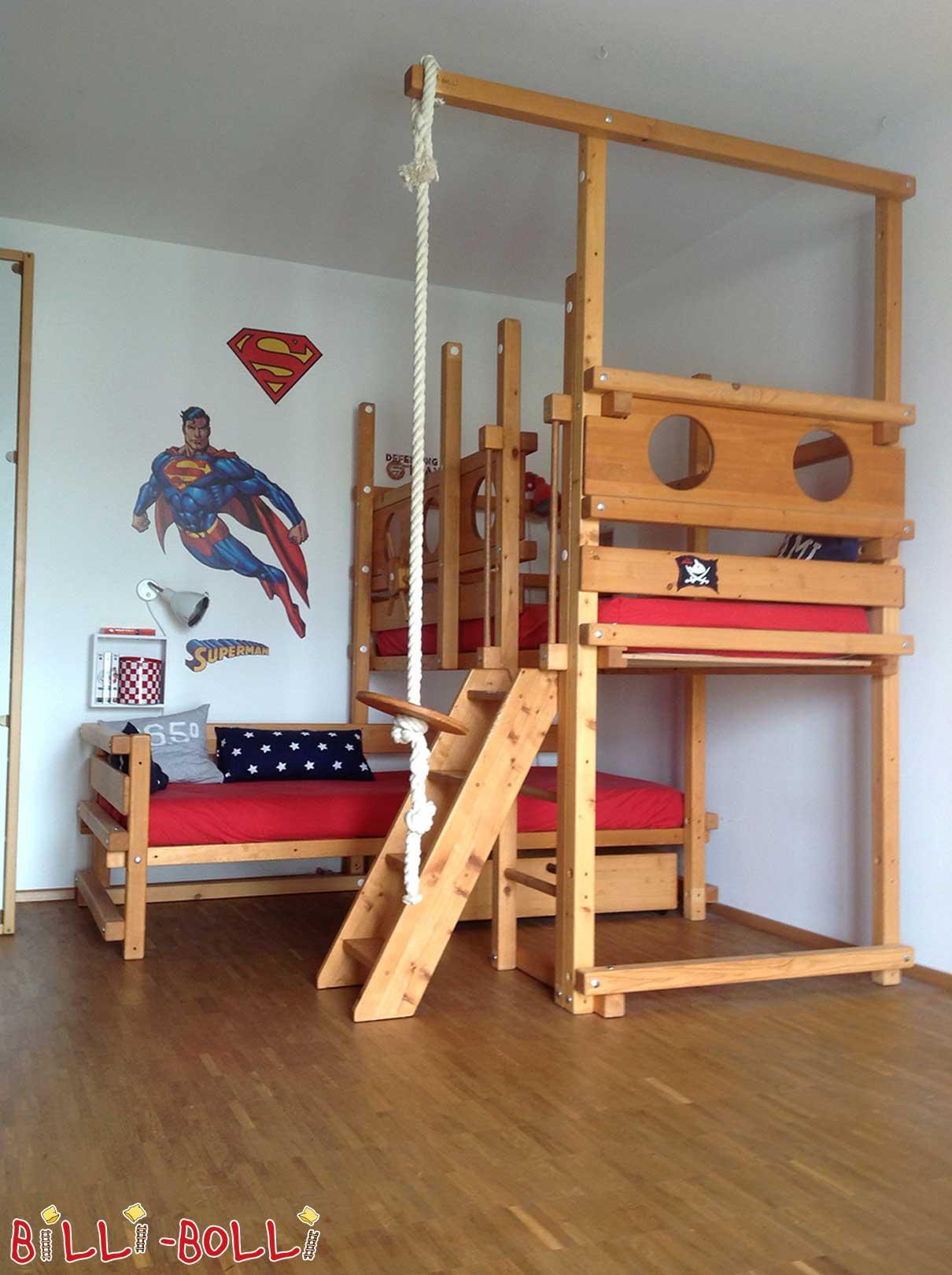billi bolli billi bolli children playing in a billibolli. Black Bedroom Furniture Sets. Home Design Ideas