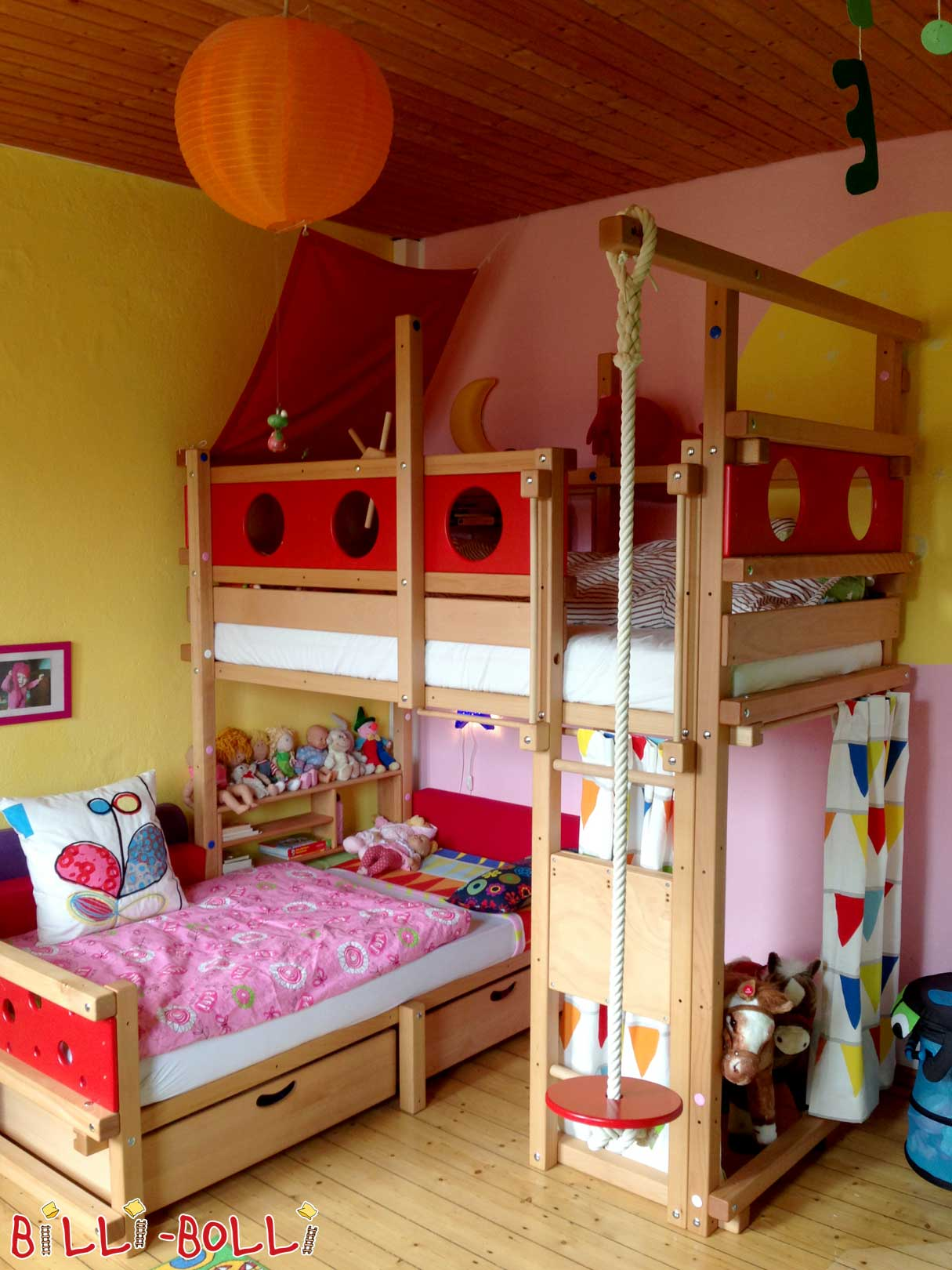 etagenbett ber eck billi bolli kinderm bel. Black Bedroom Furniture Sets. Home Design Ideas