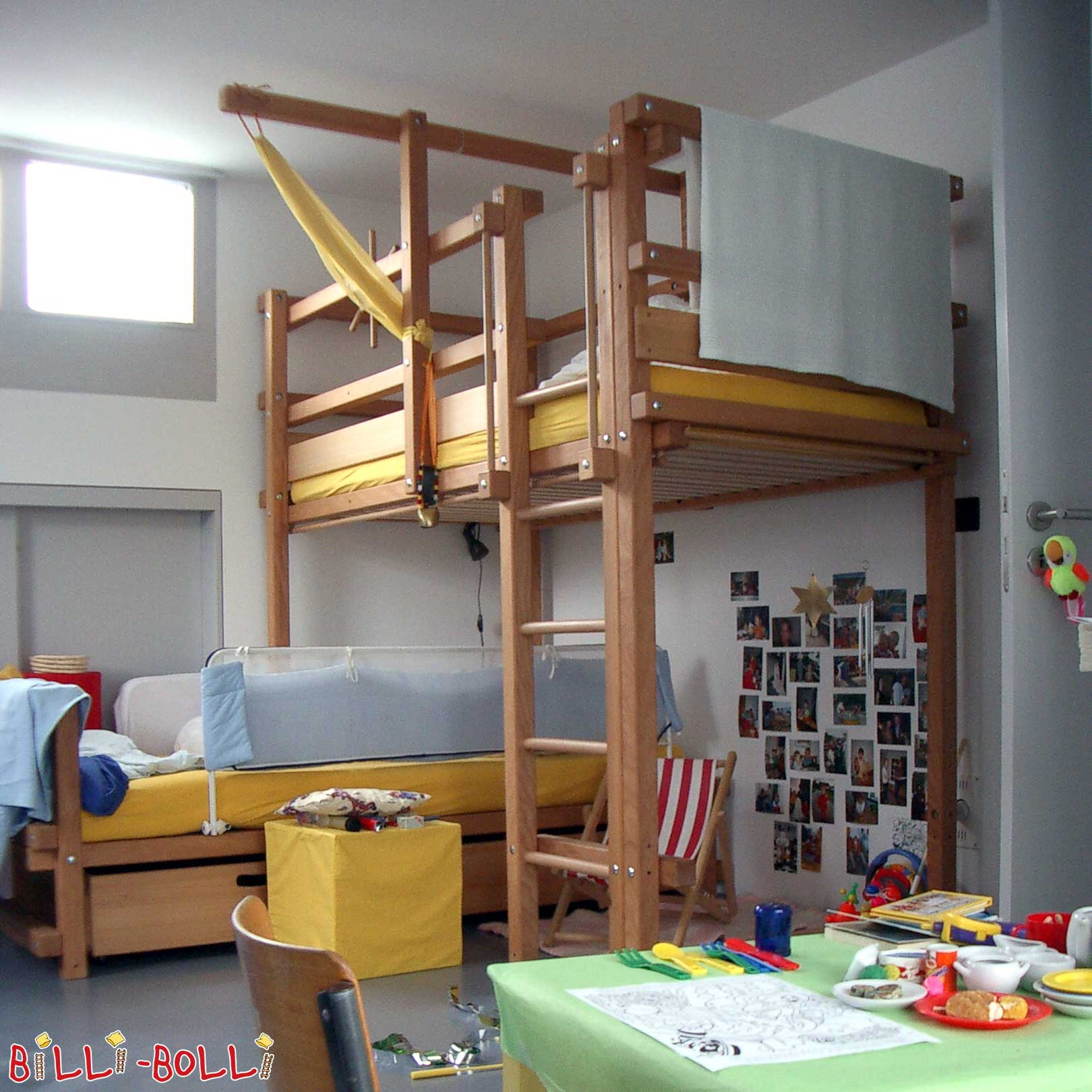 billi bolli billi bolli children playing in a billibolli. Black Bedroom Furniture Sets. Home Design Ideas