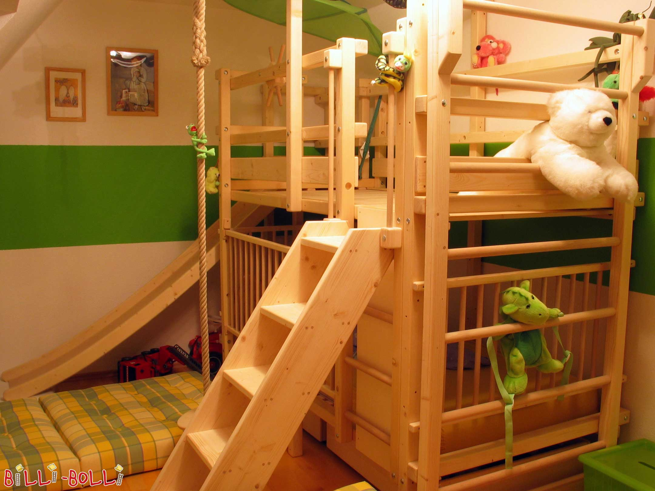 etagenbett billi bolli kinderm bel. Black Bedroom Furniture Sets. Home Design Ideas