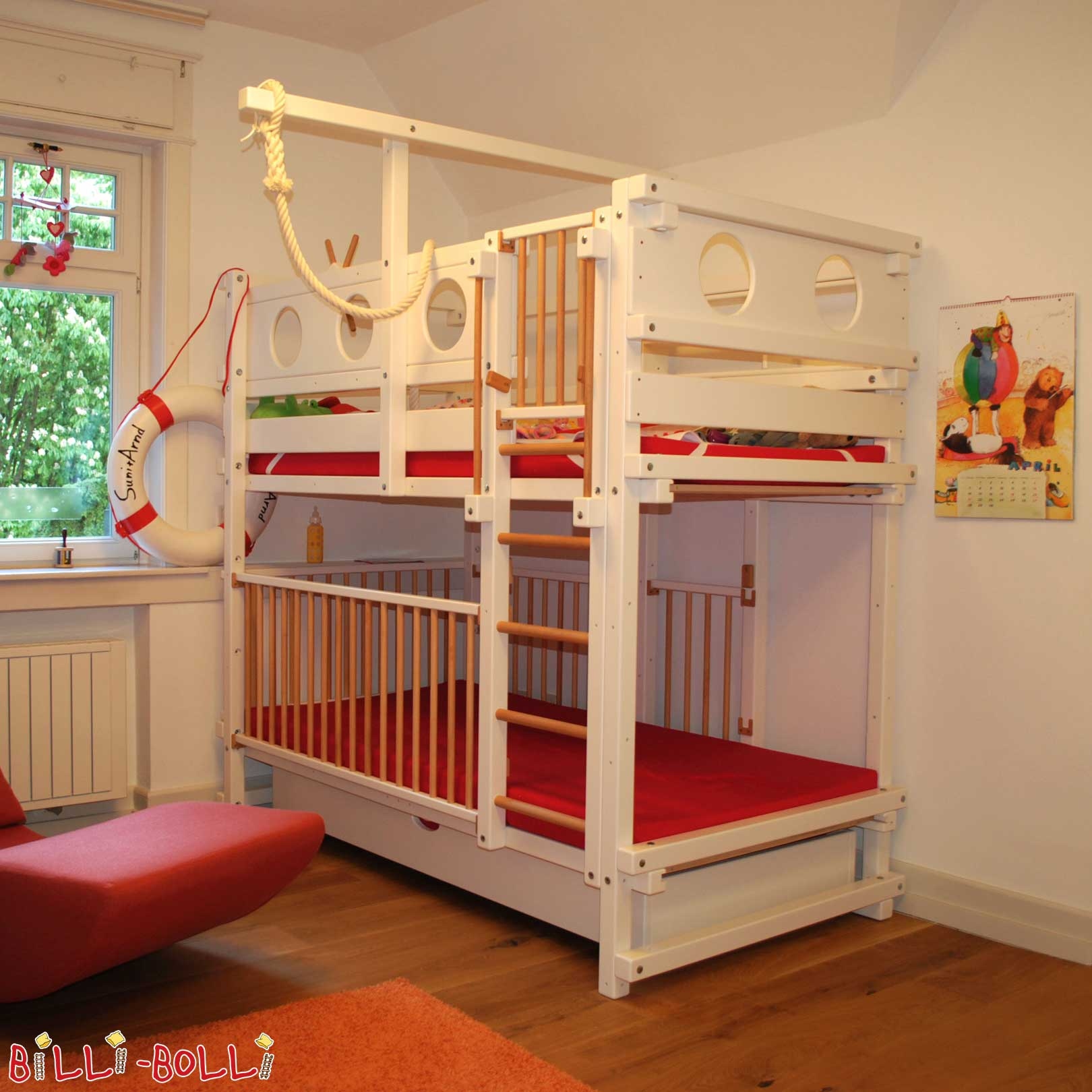 Corner Bunk Beds For