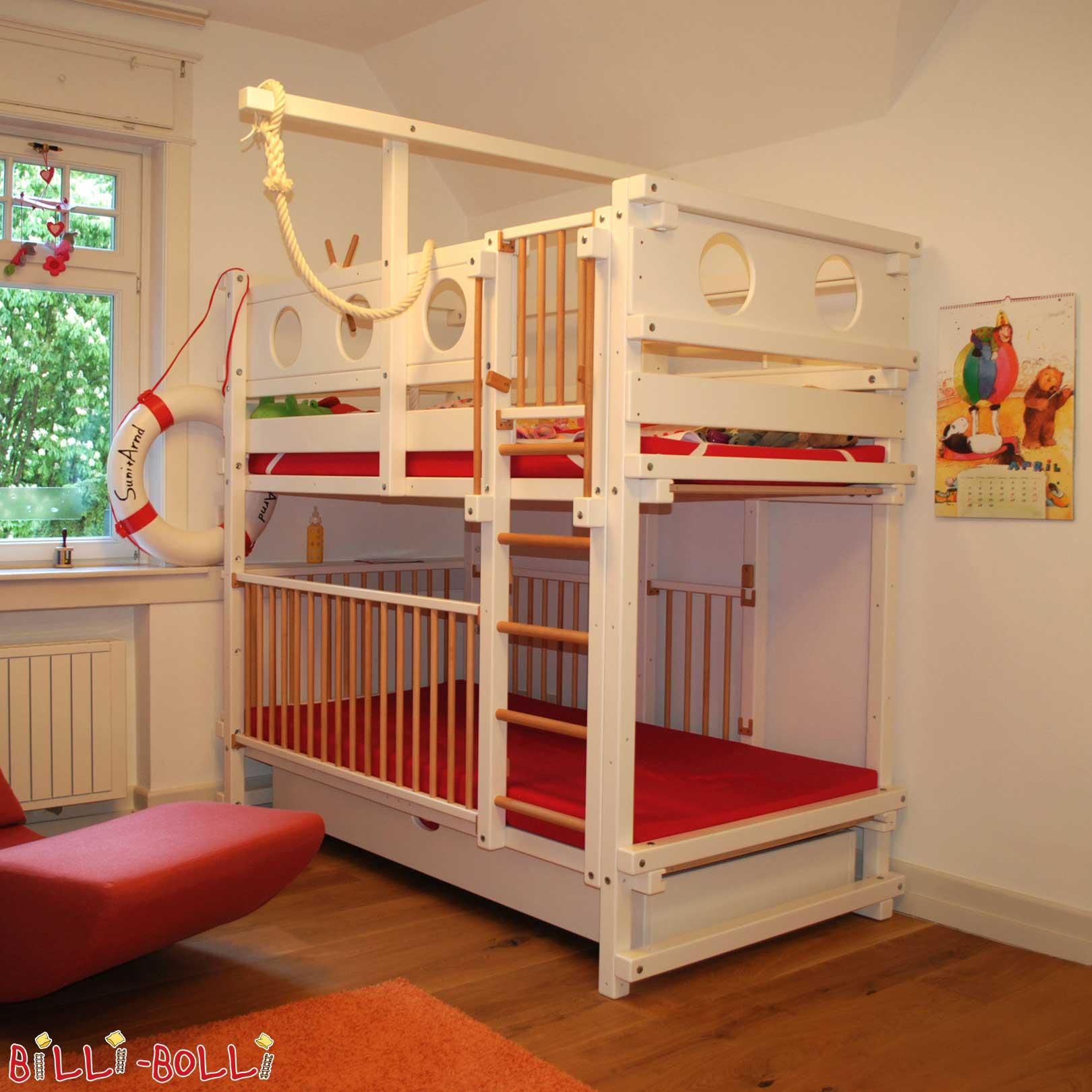 Narrow Bunk Beds Etagenbett Billi Bolli Kinderm 246 Bel