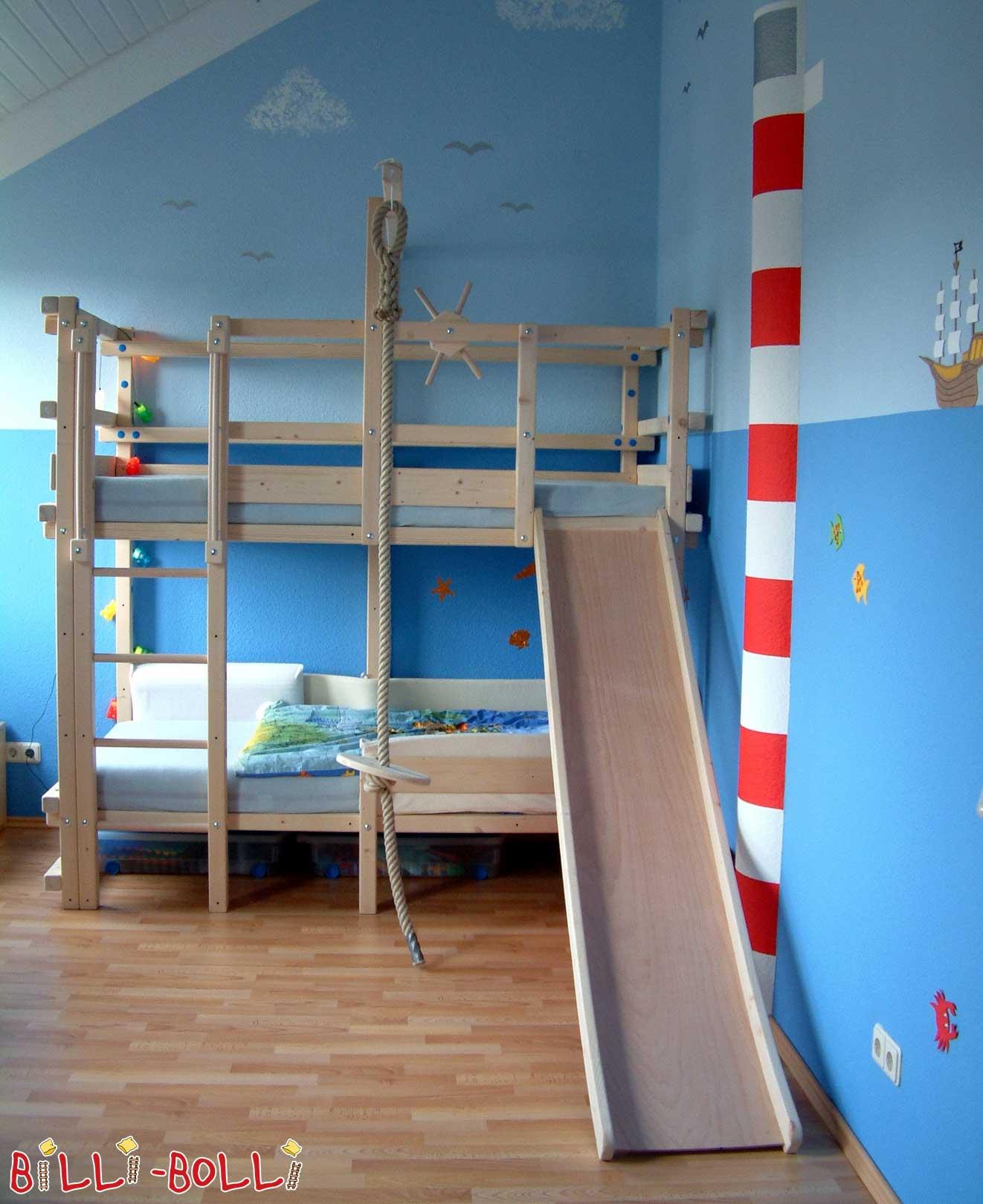 Bunk Bed Boys Room
