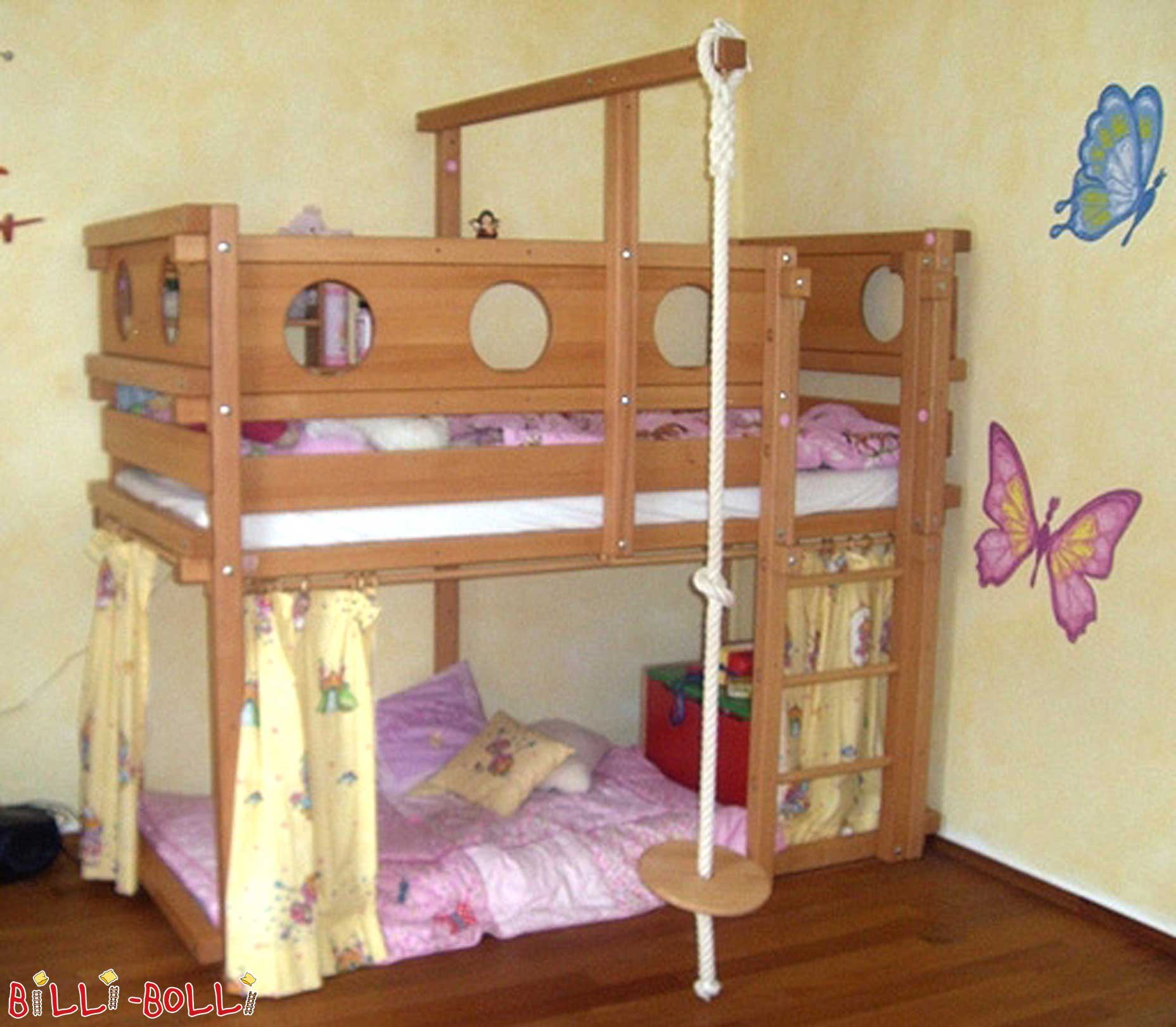 Halbhohes Bett Billi Bolli Kinderm 246 Bel