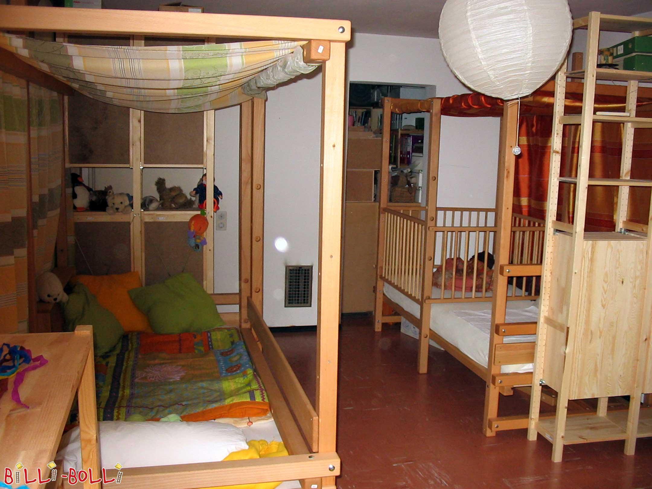 Etagenbett Für 2 Jungs : Mein wunderschönes kinderzimmer hochbett jungszimmer für