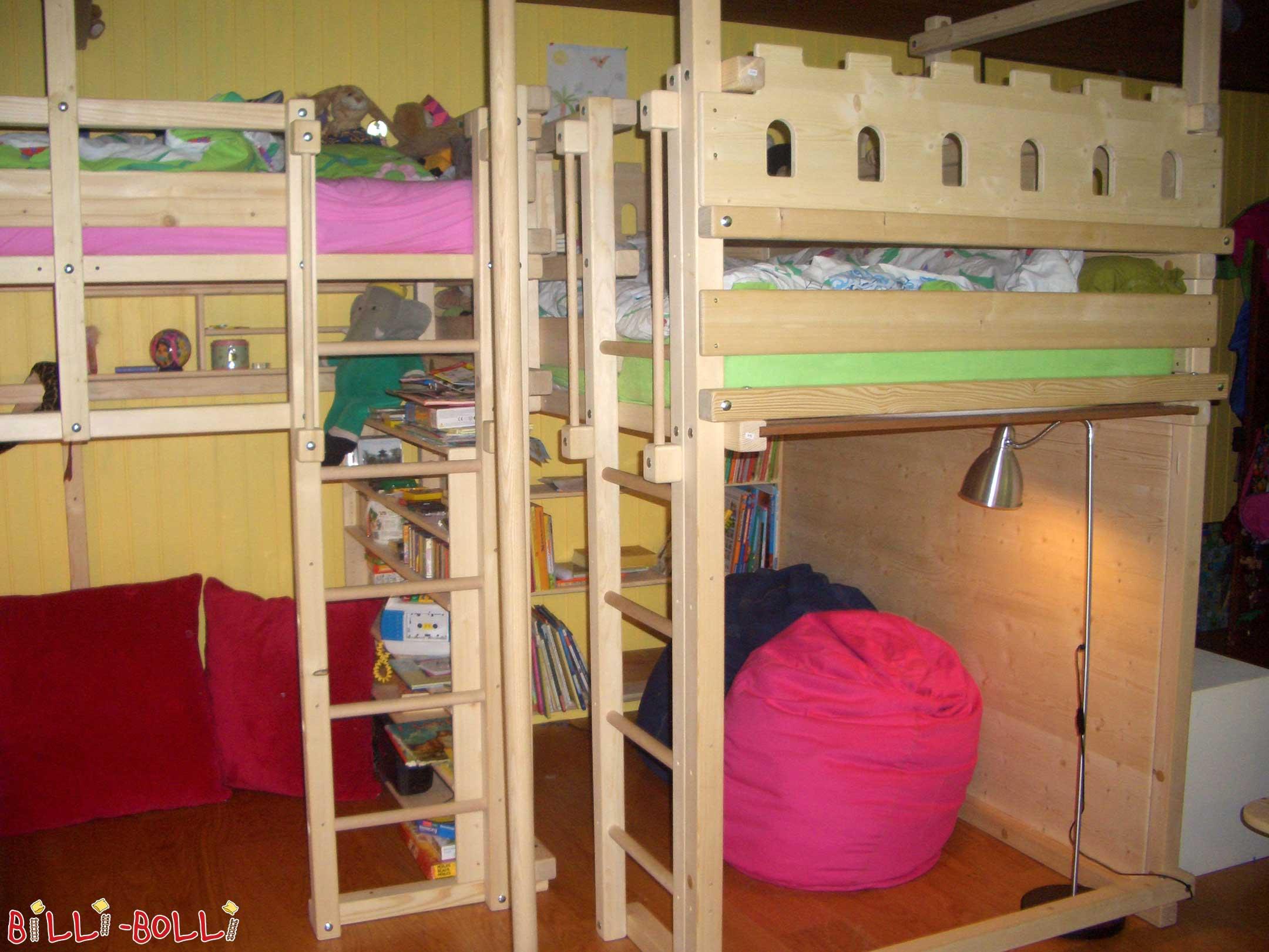 Rutschstange Für Hochbett hochbett mitwachsend billi bolli kindermöbel