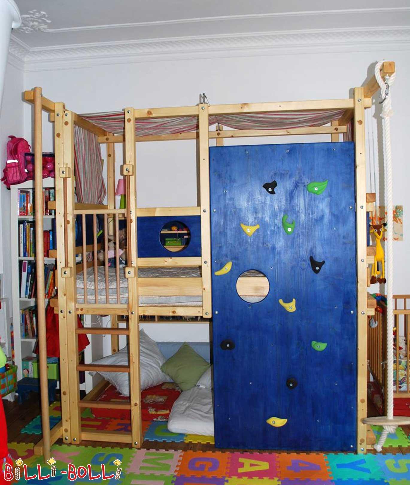 Hochbett Mitwachsend Billi Bolli Kinderm 246 Bel