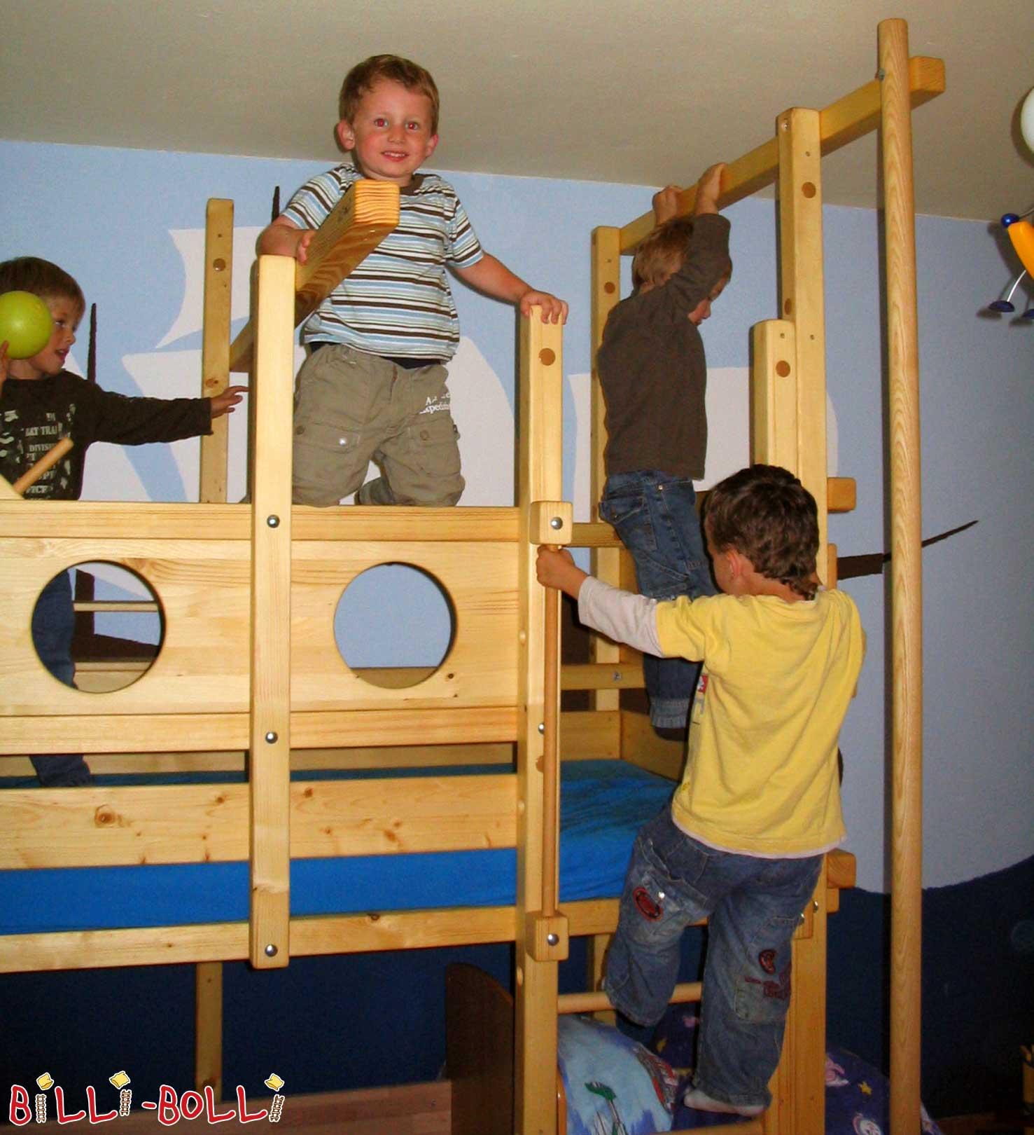 Rutschstange Für Hochbett zum klettern billi bolli kindermöbel
