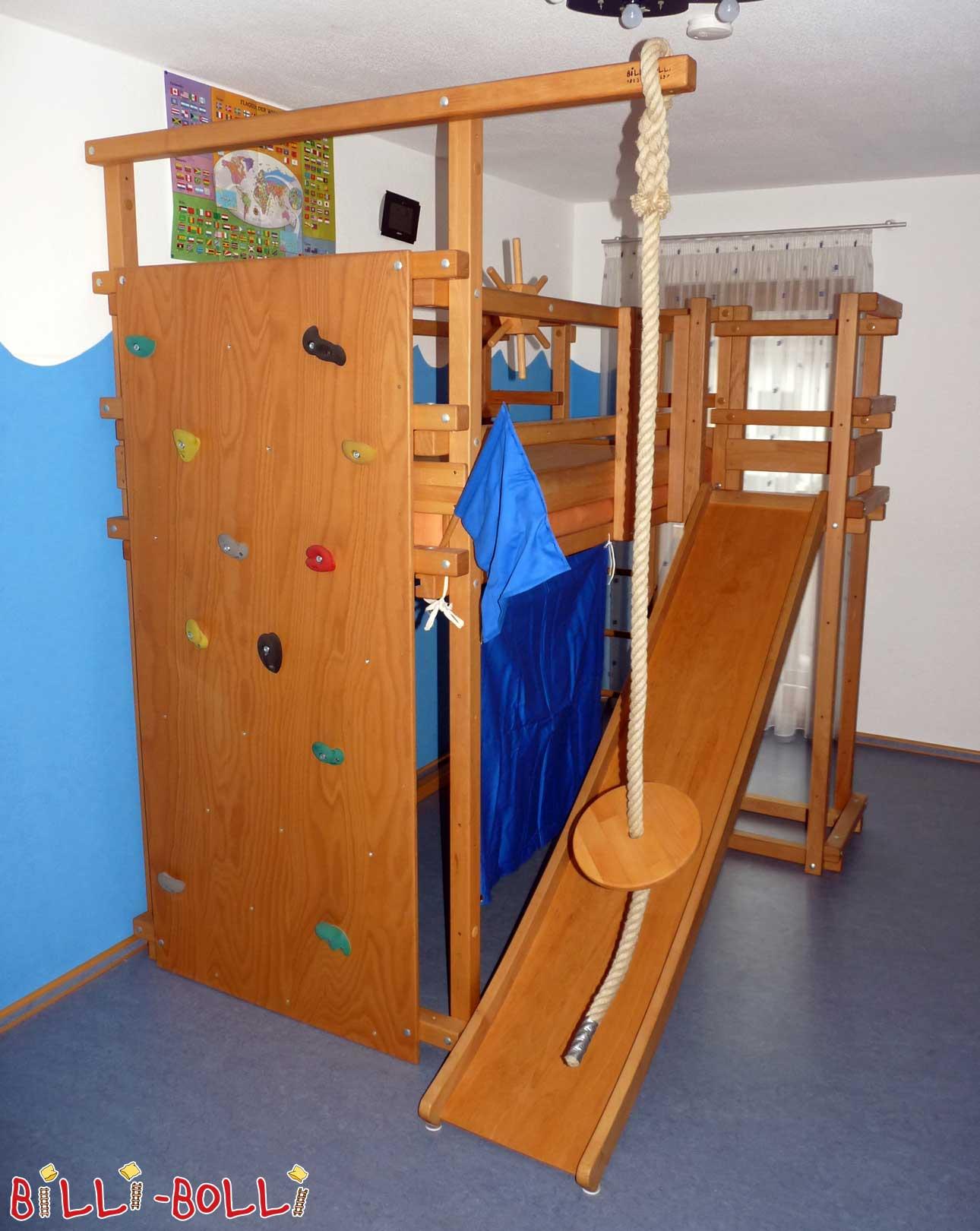 zum klettern | billi-bolli kindermöbel