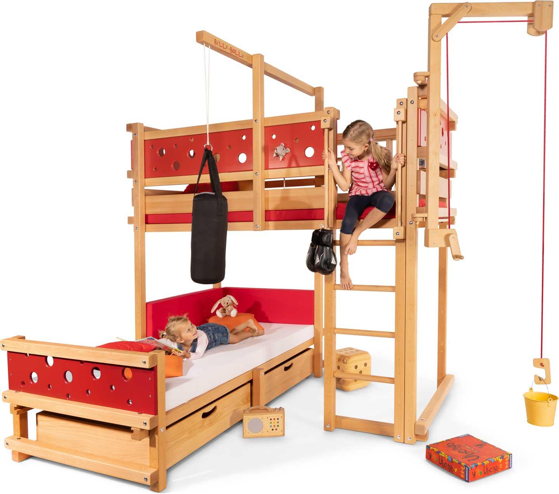 Kinderbetten Individuell Und Aussergewohnlich Billi Bolli