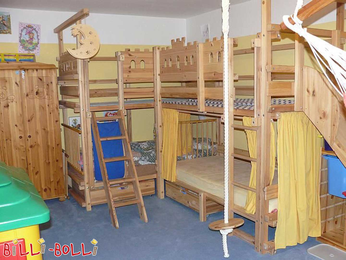 secondhand seite 85 billi bolli kinderm bel. Black Bedroom Furniture Sets. Home Design Ideas