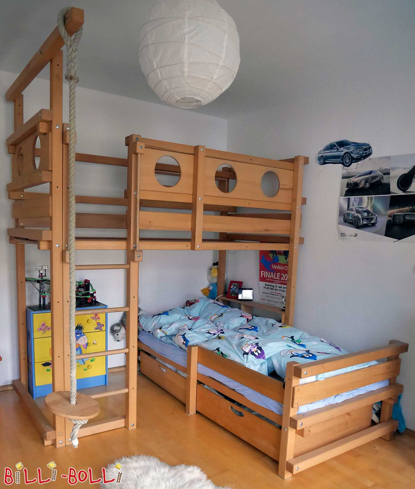 secondhand seite 23 billi bolli kinderm bel. Black Bedroom Furniture Sets. Home Design Ideas