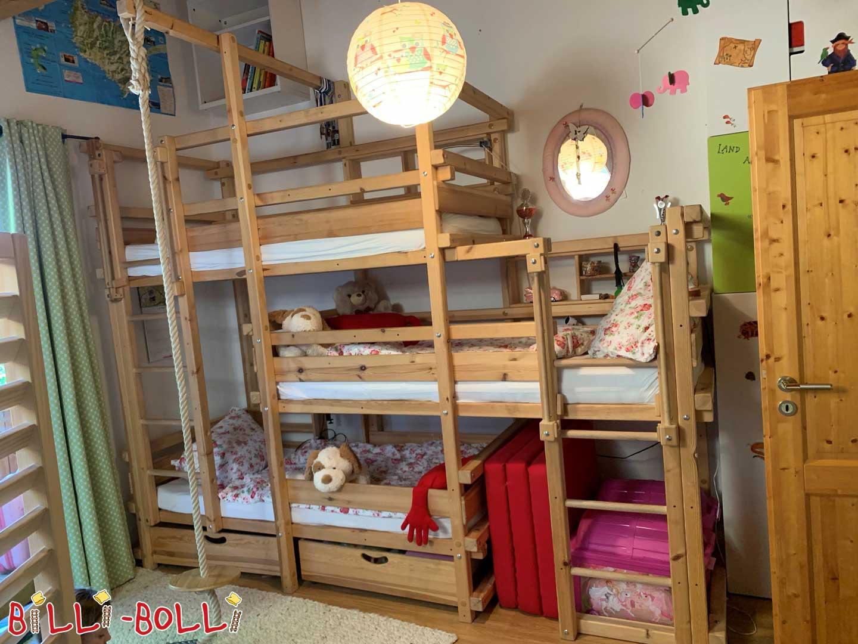 Secondhand Hochbett Oder Etagenbett Gebraucht Billi Bolli