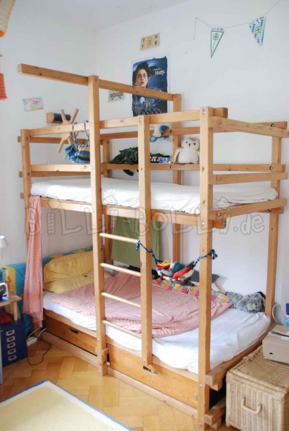 Gullibo-Bett (Kindermöbel gebraucht)