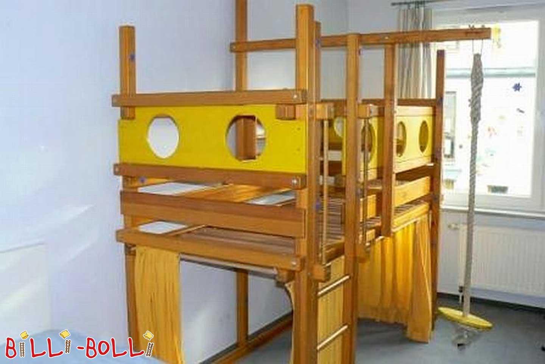 Spielbett abenteuerbett madchen die neuesten for Bett second hand