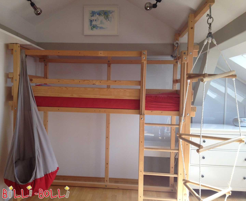 bauplan hochbett gallery of bauplan hochbett with bauplan hochbett hochbett hochbett gebraucht. Black Bedroom Furniture Sets. Home Design Ideas
