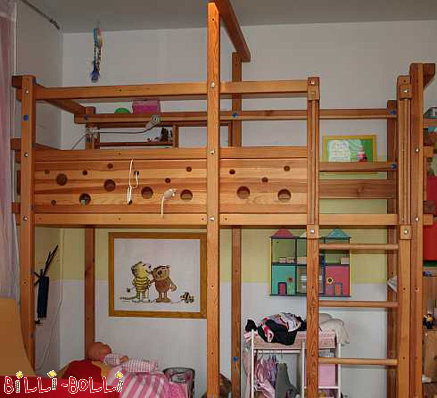 secondhand seite 81 billi bolli kinderm bel. Black Bedroom Furniture Sets. Home Design Ideas