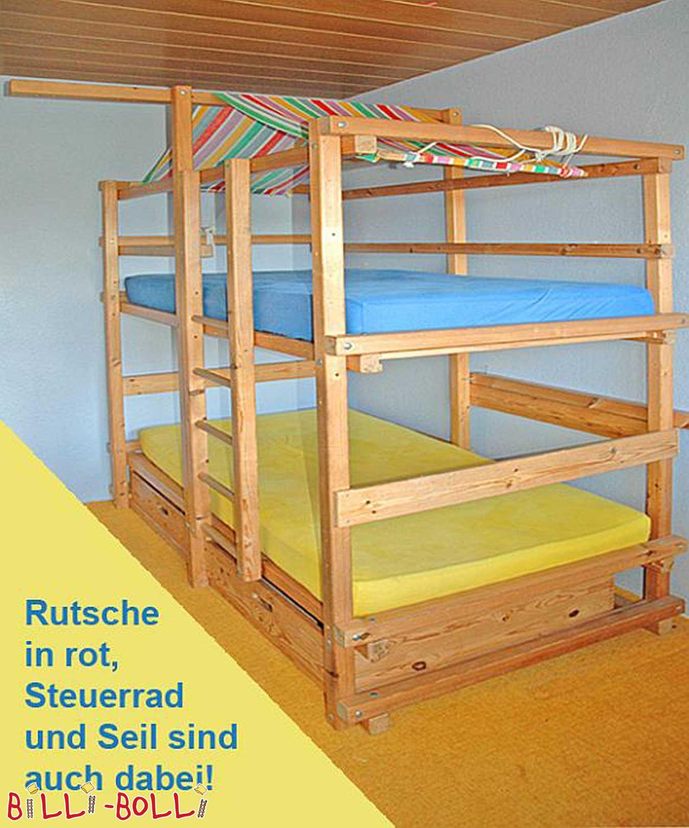 gullibo abenteuerbett mit rutsche abenteuerbett gebraucht. Black Bedroom Furniture Sets. Home Design Ideas