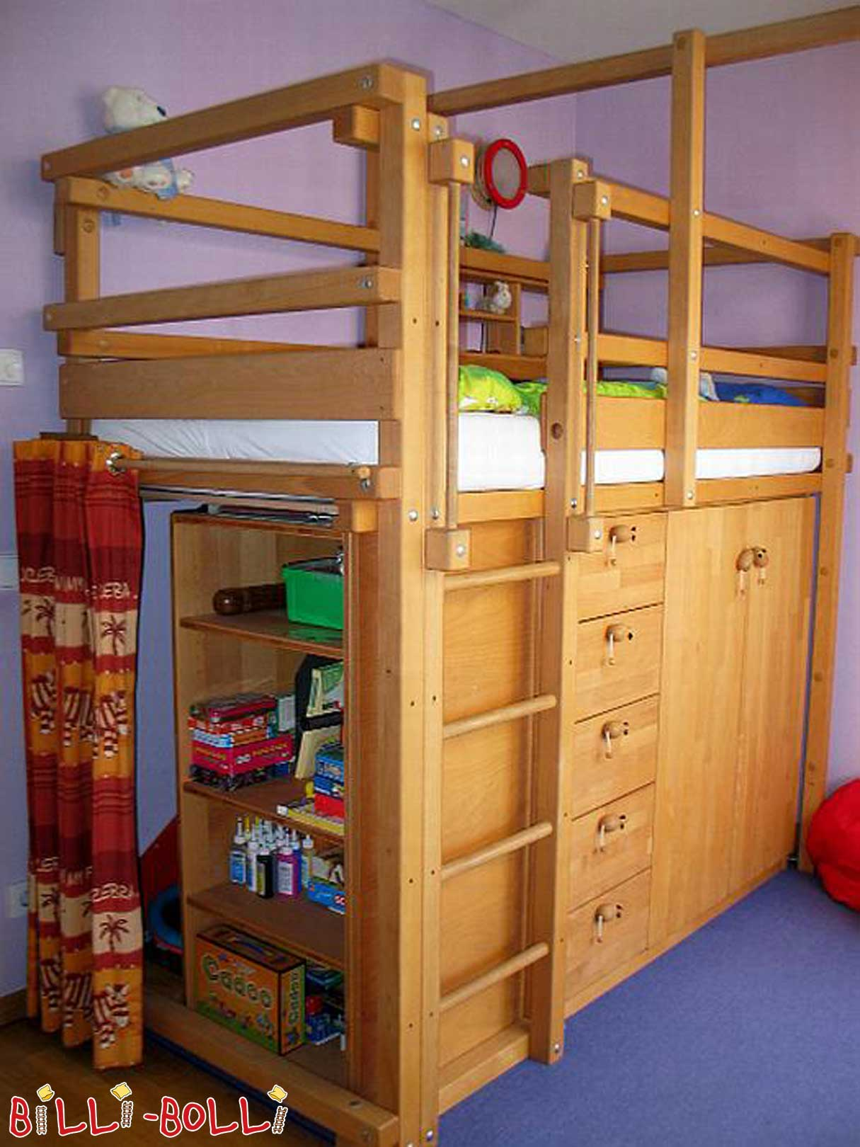 secondhand seite 140 billi bolli kinderm bel. Black Bedroom Furniture Sets. Home Design Ideas