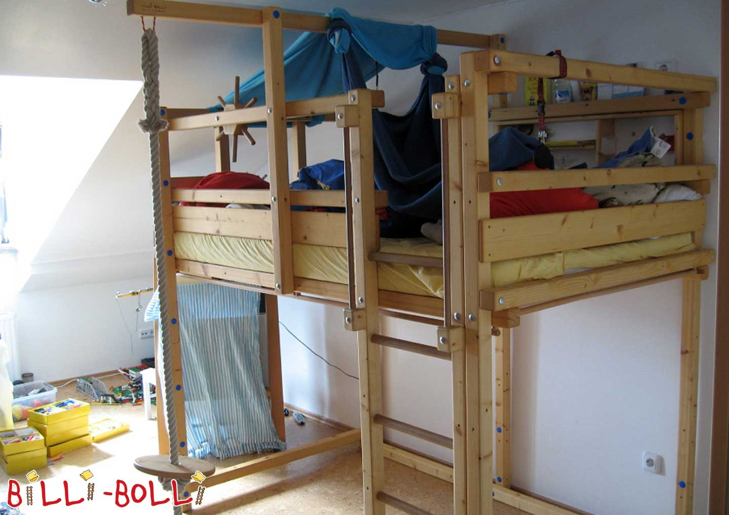 Secondhand seite 93 billi bolli kinderm bel for Bett second hand